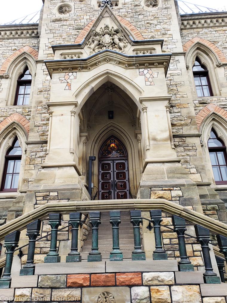 Ottawa-Canada-the-Parliament-Hill