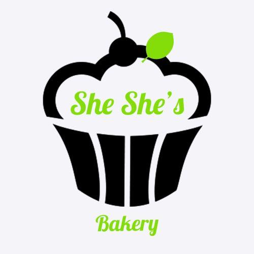 She She's Bakery Logo