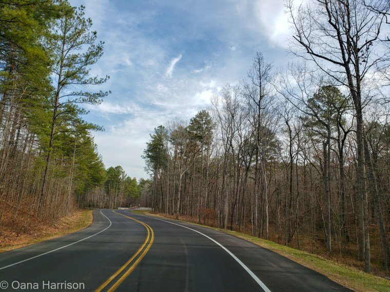 Alabama road
