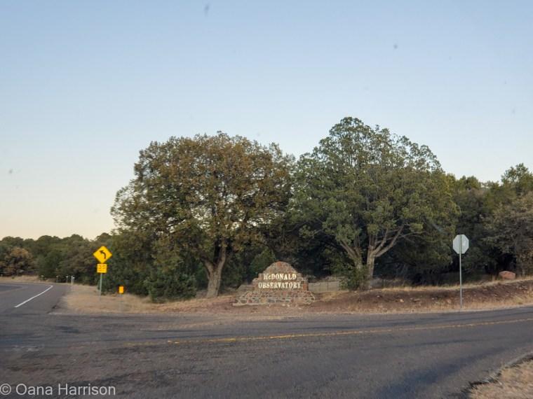 McDonald Observatory Fort Davis Texas