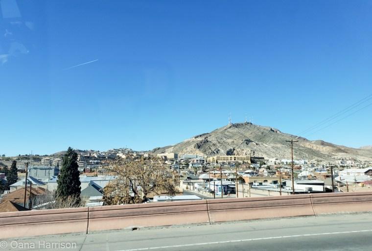 Passing El Paso, Texas