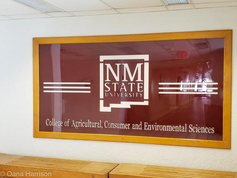 NM State University