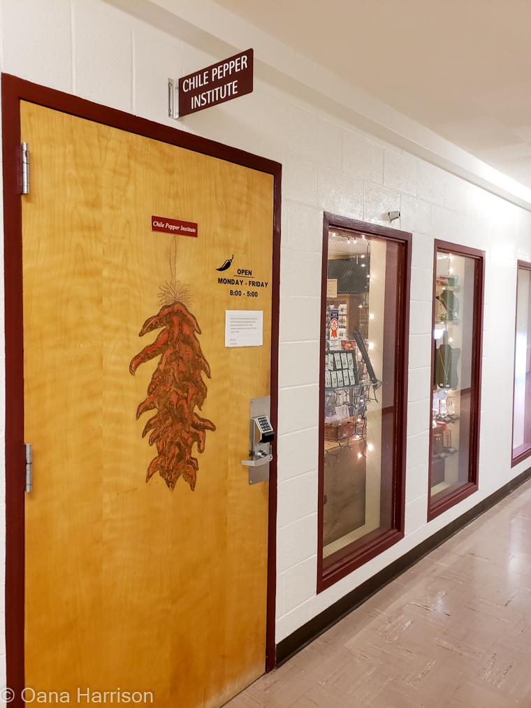 Chile Pepper Institute, New Mexico