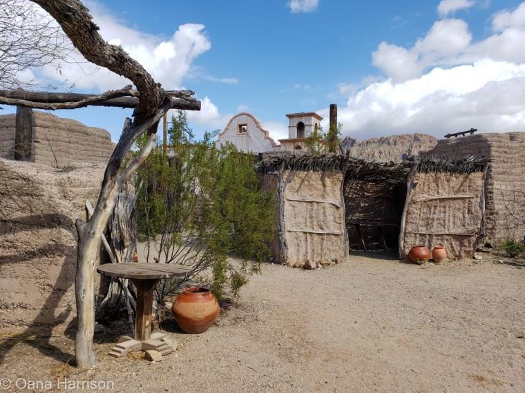 Old Tucson Movie Set Arizona