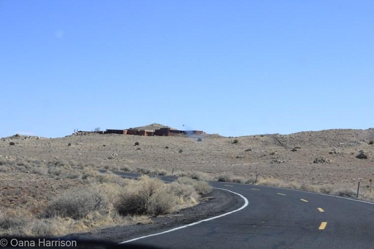 Meteor Crater National Landmark Arizona