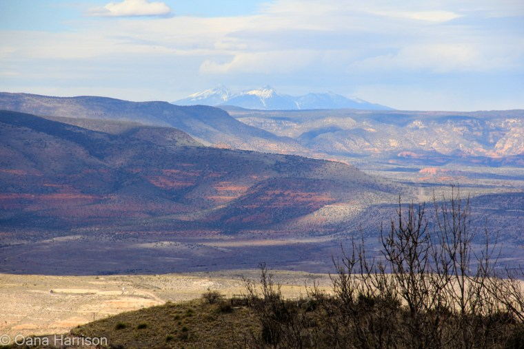 View from Jerome, Arizona