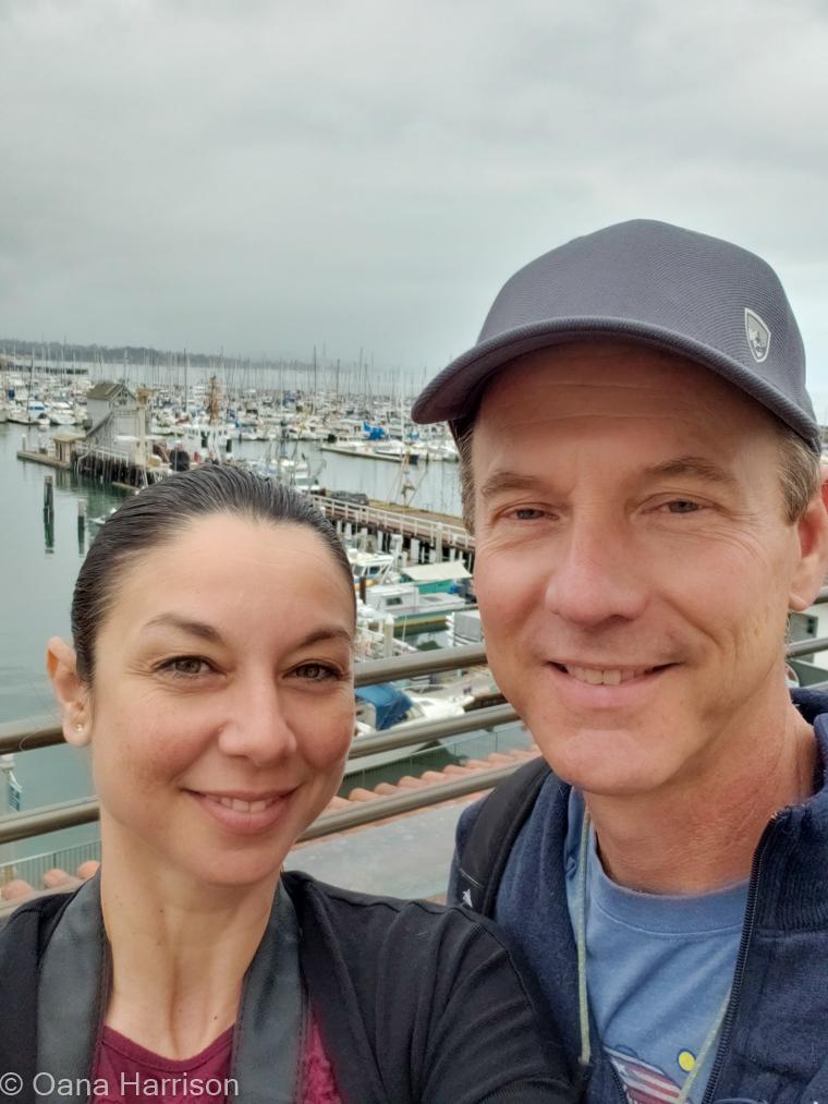 Santa Barbara, California, Oana and David