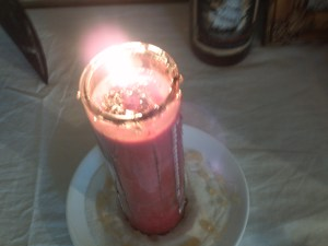 Love Candle Spell