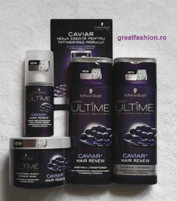 noua-gama-pentru-ingrijirea-parului-essence-ultime-caviarhair-renew-de-la-schwarzkopf