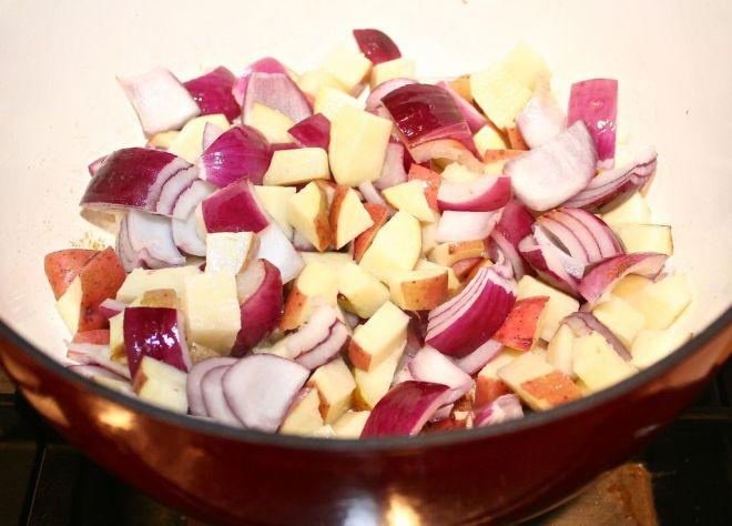Paleo Pumpkin Potato Soup