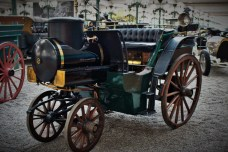 An early 'Steam Carriage'