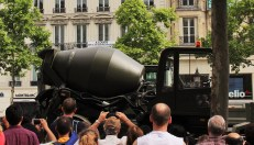 Military Cement-Mixer