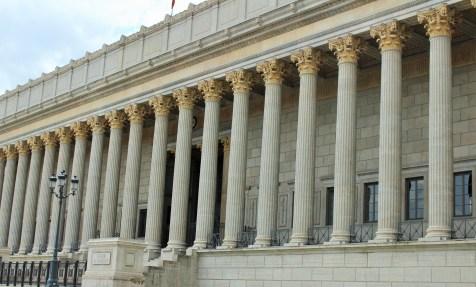 Le Palais de Justice, or the High Court