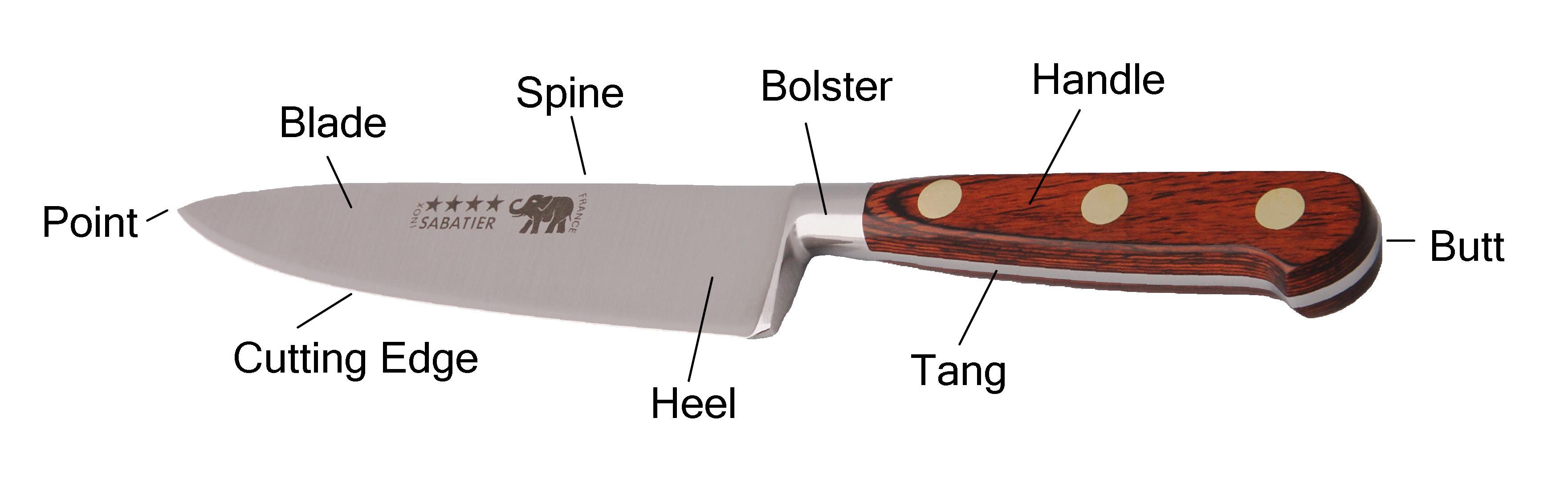 Tips And Techniques Sabatier Knife Shop
