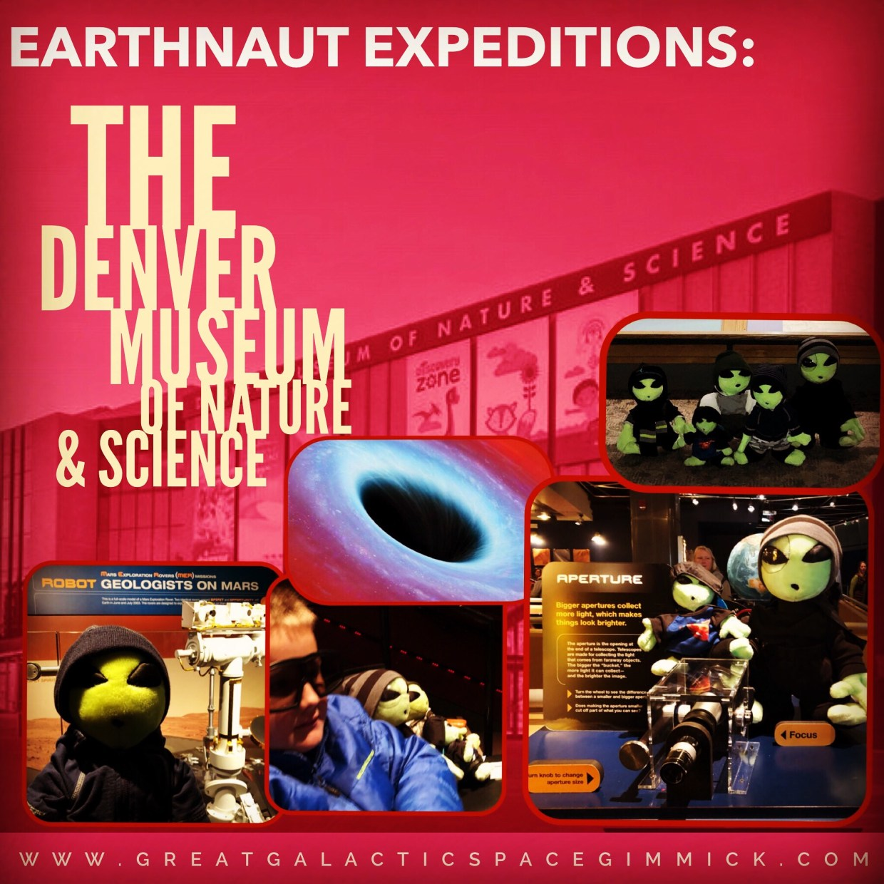 Denver Museum Of Science And Nature Inside: Earthnaut Expeditions