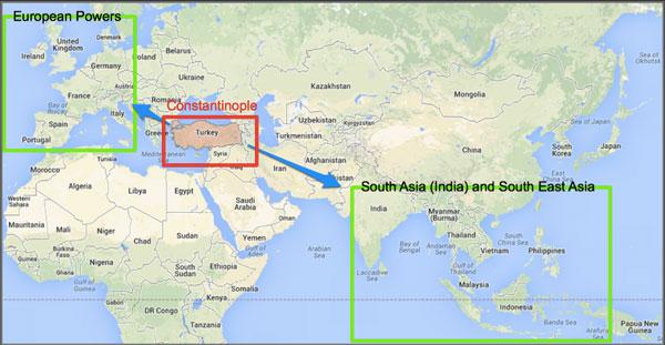 Napoleon-Bonaparte-Tzar-Alexander-Constantinople-Istanbul-Europe-Turkey-Constantine-Naples-Ottomon-Empire-GreatGameIndia-Coup-Russia