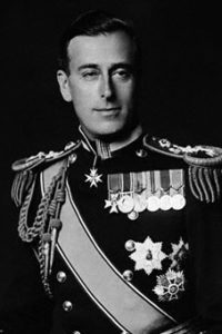 Louis Mountbatten, Former Viceroy of India