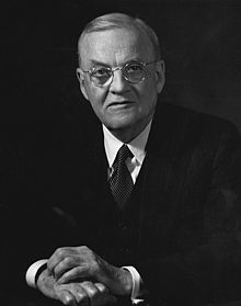 John Foster Dulles, Former United States Secretary of State