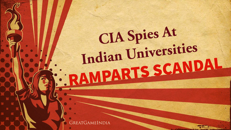 Ramparts Scandal - CIA Spies at Indian Universities