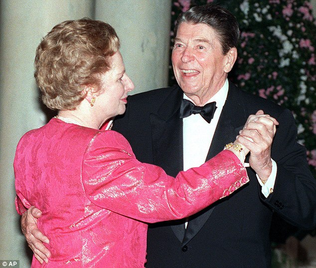 The 'special relationship' between Britain and the US was strong under Margaret Thatcher and Ronald Reagan
