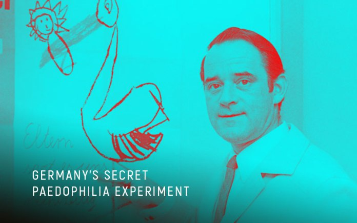 Germany's Secret Pedophilia Experiments