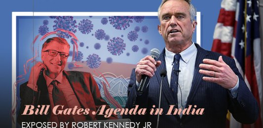 Bill Gates Agenda In India Exposed By Robert Kennedy Jr
