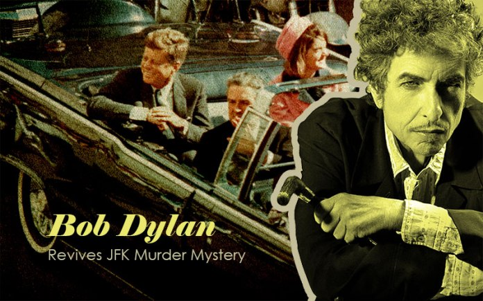 Bob Dylan Revives JFK Murder Mystery With New Single