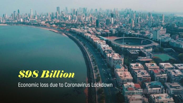India May Lose $98 Billion Due To Coronavirus Lockdown