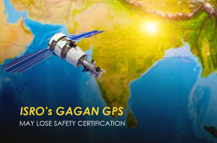 Indian Airspace At Risk As ISRO's GAGAN May Lose Safety Certification