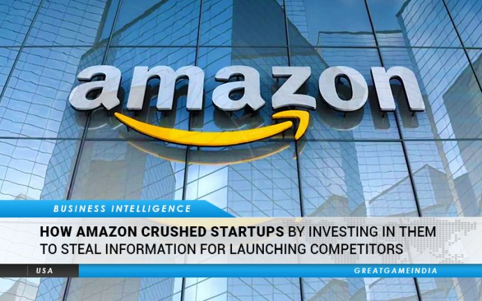 How Amazon Crushed Startups