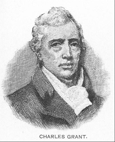 Charles Grant founded East India Company College