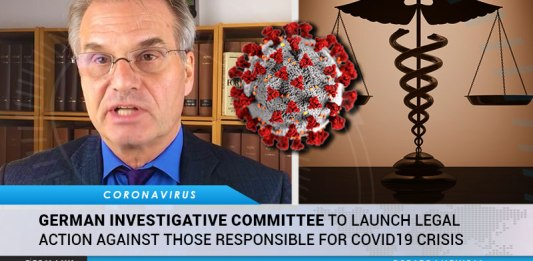German Investigative Committee To Launch Legal Action Against Those Responsible For COVID-19 Crisis