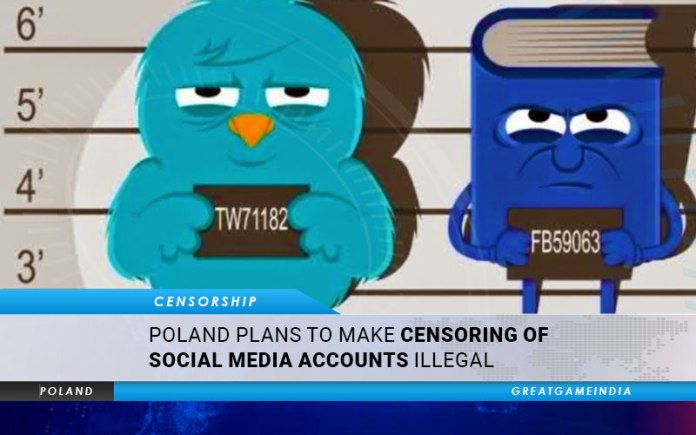 Poland Plans To Make Censoring Of Social Media Accounts Illegal