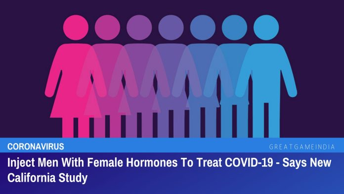 Inject Men With Female Sex Hormones To Treat COVID-19 - Says New California Study
