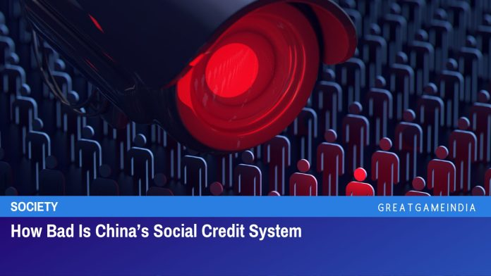 How Bad Is China's Social Credit System
