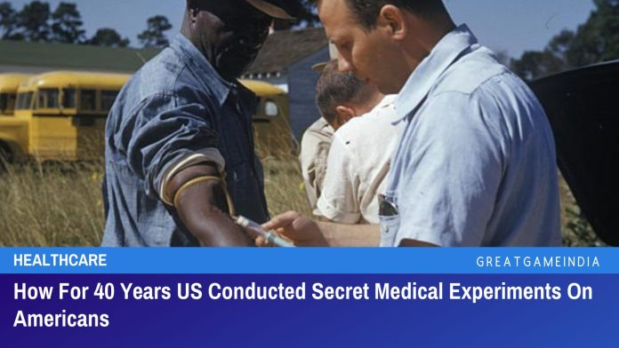 How For 40 Years US Conducted Secret Medical Experiments On Americans