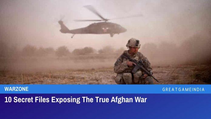10 Secret Files Exposing The True Nature Of Afghan War
