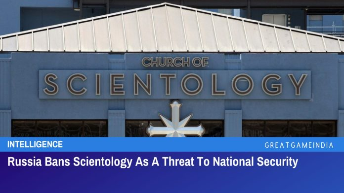 Russia Bans Scientology As A Threat To National Security