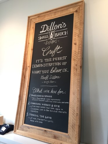 Dillon's Small Batch Distillery