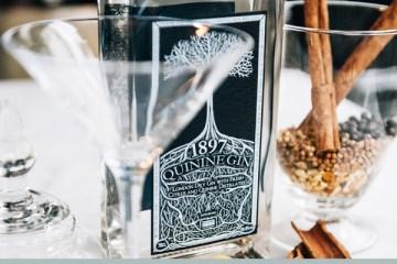 Quinine Gin