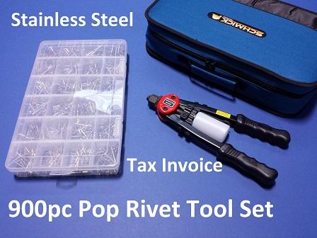 pop rivet kit 22