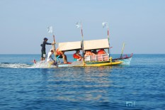 May: island-hopping at Morong, Bataan.
