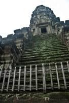 Looks like a 75 degrees stairway... so steep.
