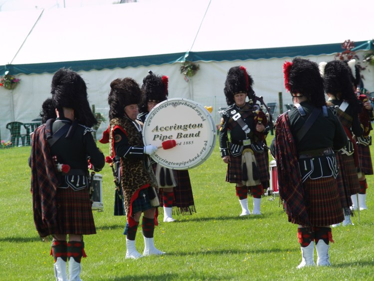 Accrington Pipe Band