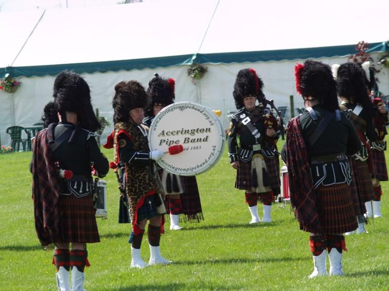 Accrington Pipe Band