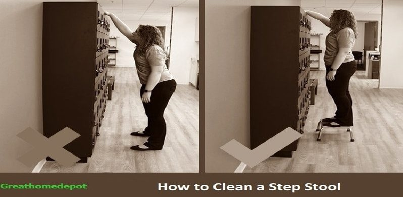How-to-Clean-a-Step-Stool