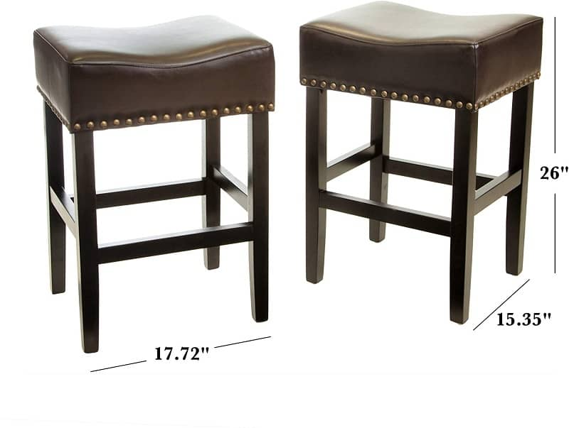Chantal Backless Counter Stool
