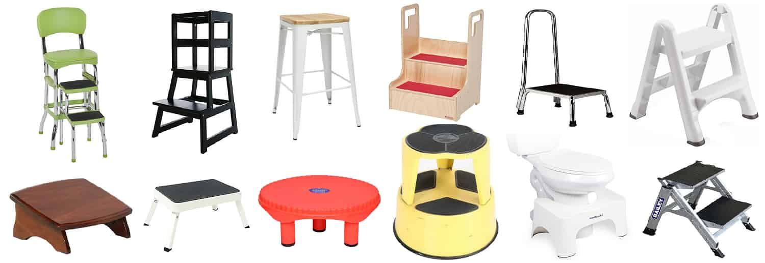 Different Types of Step Stool