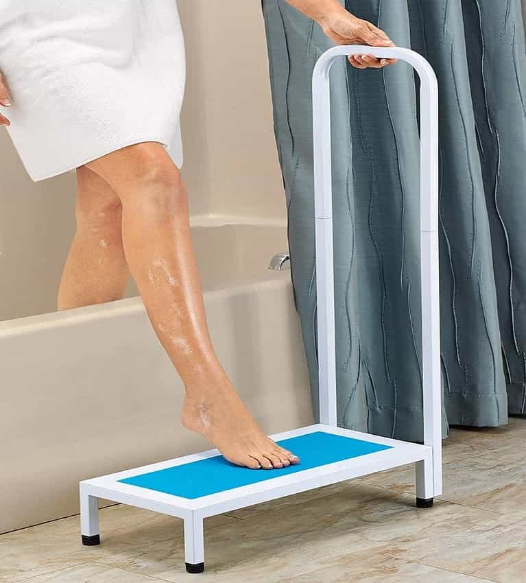 Jobar Bath Step with Handle
