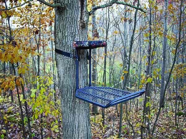 River Edge Hang-On Tree Stand